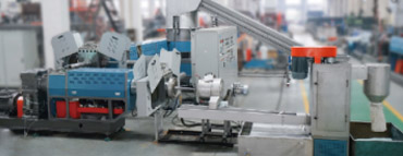 pe film pelletizing line