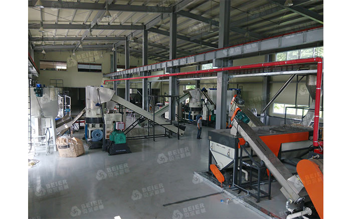 Recycling Line