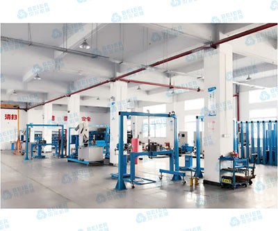 Under-water Granulating Line