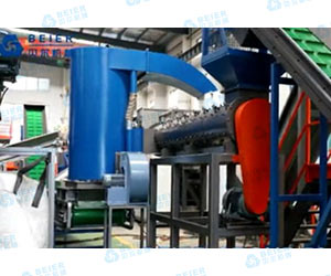 500kg PET Cleaning and Recycling Production Line