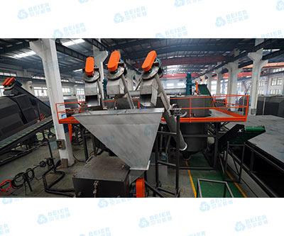 4500kg/h-pet-bottle-washing-line