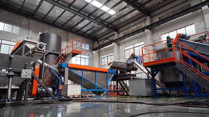 5ookg-1000kg/h-pet-bottle-washing-line