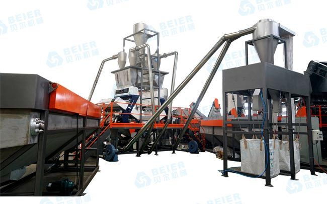 Waste-Plastic-Recycling-Line