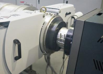Water-ring Die-face Pelletizing Machine