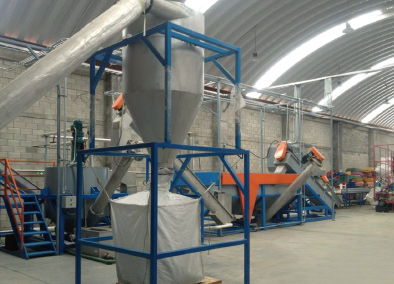 ABS Recycling Line