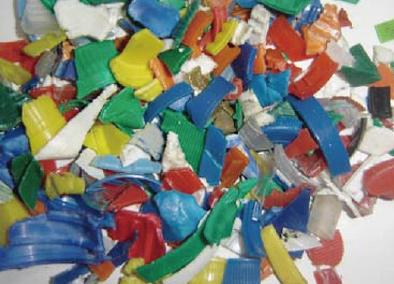 Plastic Flake