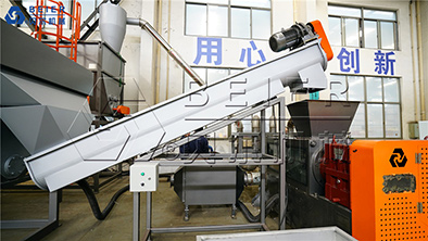 Agriculture Film Recycling Machine